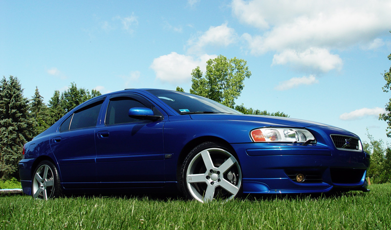 Volvo S60R For Sale >> The wheels come wrapped with a set of Michelin Pilot Sport A/S Plus Tires with excellent tread ...